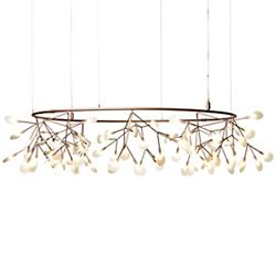 Heracleum Small Big O LED Chandelier