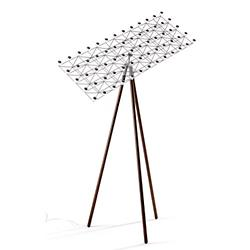 Space Frame Floor Lamp