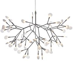 Heracleum II LED Suspension (Nickel) - OPEN BOX RETURN