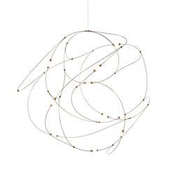 Flock of Light LED Chandelier