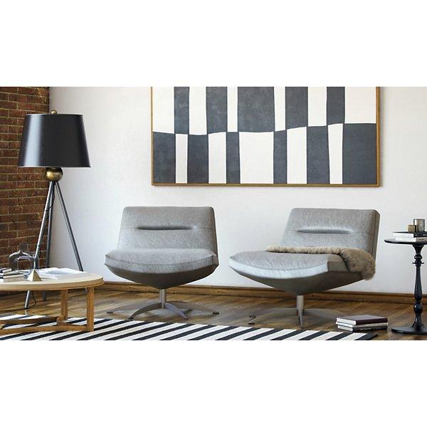 Alfio Swivel Chair