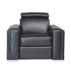 Ellie Leather Motion Chair