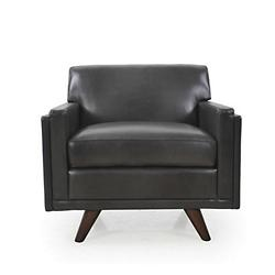 Milo Leather Armchair