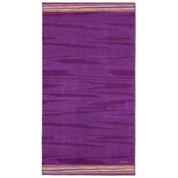 Liam Purple Beach Towel