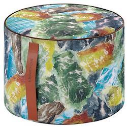 Riyad Cylinder Pouf