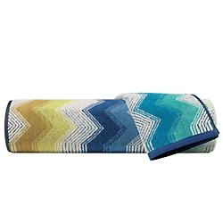 Selma 170 Bath Sheet (Multicolor/Cotton) - OPEN BOX RETURN