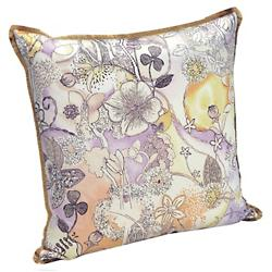 Toulouse 131 Pillow by Missoni Home(24x24)-OPEN BOX RETURN