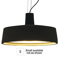 Soho Outdoor Pendant (Black/Small) - OPEN BOX RETURN