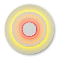 Concentric LED Wall Sconce