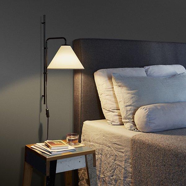 Funiculi A Fabric Wall Lamp