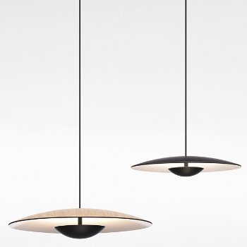 LED-Ginger Pendant, in use