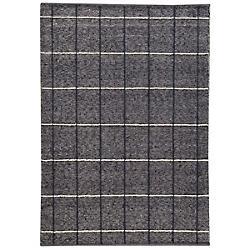 Brooklyn Rug (Charcoal/6'6 x 9'9) - OPEN BOX RETURN