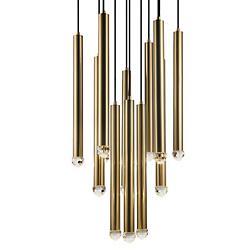 Reign LED Multi-Light Pendant