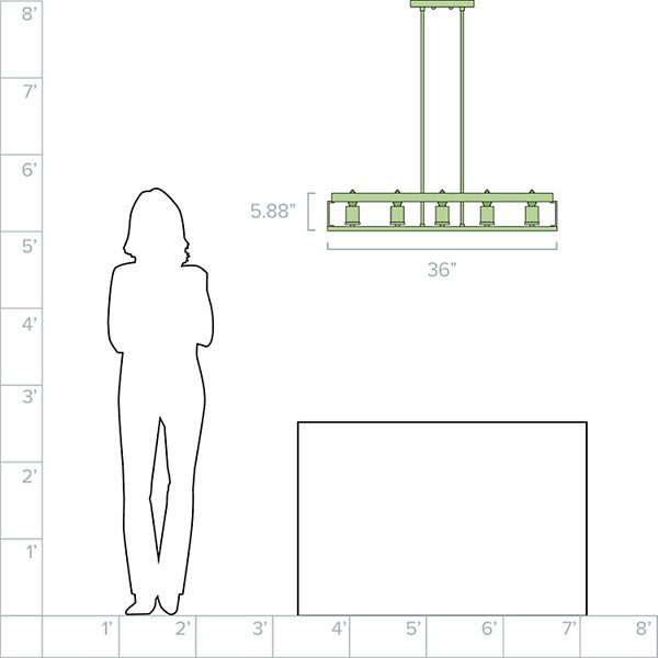 Crandle Linear Suspension