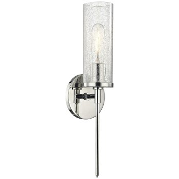 Olivia Glass Wall Sconce