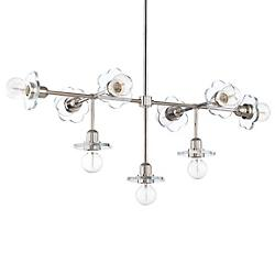 Alexa 9-Light Chandelier