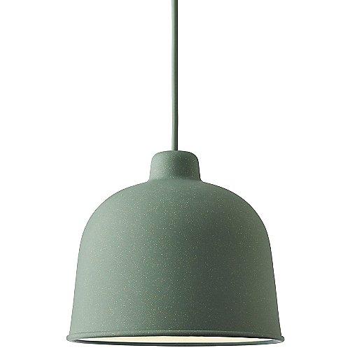 grain pendant light by muuto at lumens com