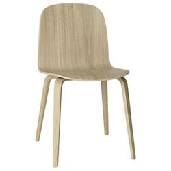 Visu Chair, Wood Base