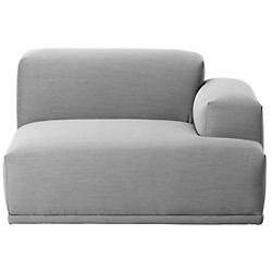 Connect Modular Sofa, Right Armrest