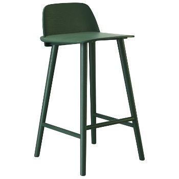 Shown in Green, Counter/25.5-Inch