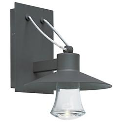 Civic Outdoor LED Wall Sconce