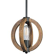 Bodega Bay Mini Pendant Light