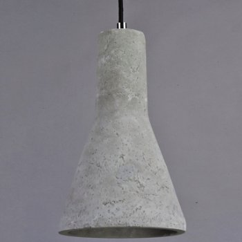 Crete LED Cone Mini Pendant, unlit