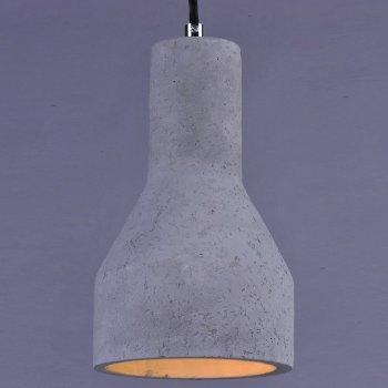Crete 12392 LED Mini Pendant, lit