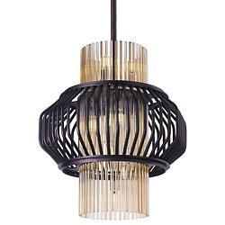 Aviary Facet LED Pendant