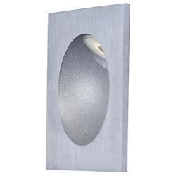 Recessed Oval Step Light