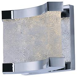 Curl LED Bath Wall Sconce