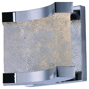 Curl LED Bath Wall Sconce
