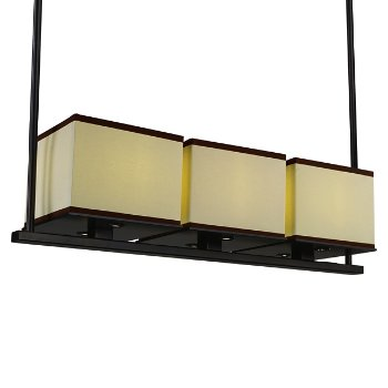 Tribeca LED Linear Suspension