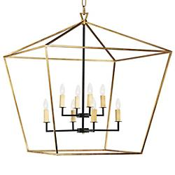 Abode Two Tier Chandelier