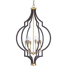 Crest 6-Light Chandelier