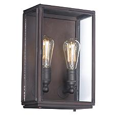 Pasadena 2-Light Outdoor Wall Sconce
