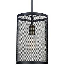 Palladium 1-Light Pendant Light