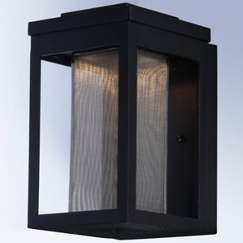 Shown in Stainless Steel Mesh Screen shade, 10 inch