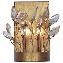 Crystal Garden Wall Sconce