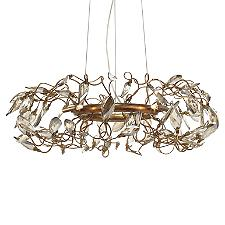 Crystal Garden Pendant Light