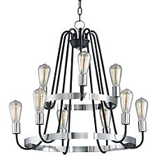 Haven 2-Tier Chandelier