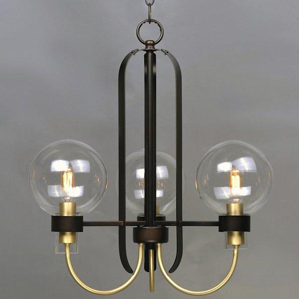 Bauhaus Chandelier
