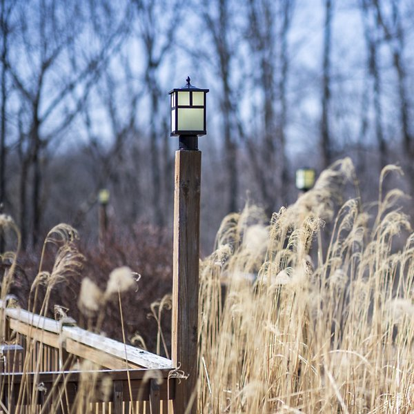 Coldwater LED Outdoor Post Mount