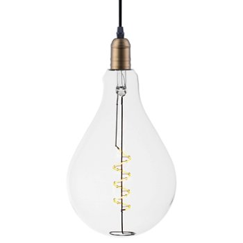 Shown in A50 LED Bulb, Small size