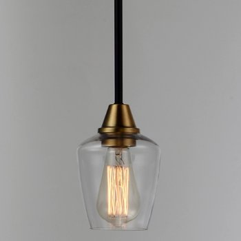 Shown in Bronze with Antique Brass finish