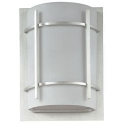 Luna LED Outdoor Wall Sconce