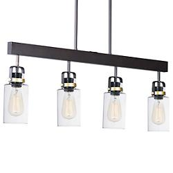 Magnolia 4-Light Linear Suspension