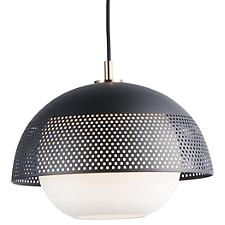 Perf Pendant Light