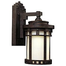 Santa Barbara LED Outdoor Wall Sconce