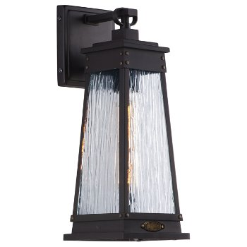 Schooner Outdoor Wall Sconce